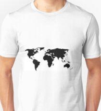 A Simple Globe Unisex T-Shirt