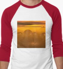 Domed city on an alien planet T-Shirt