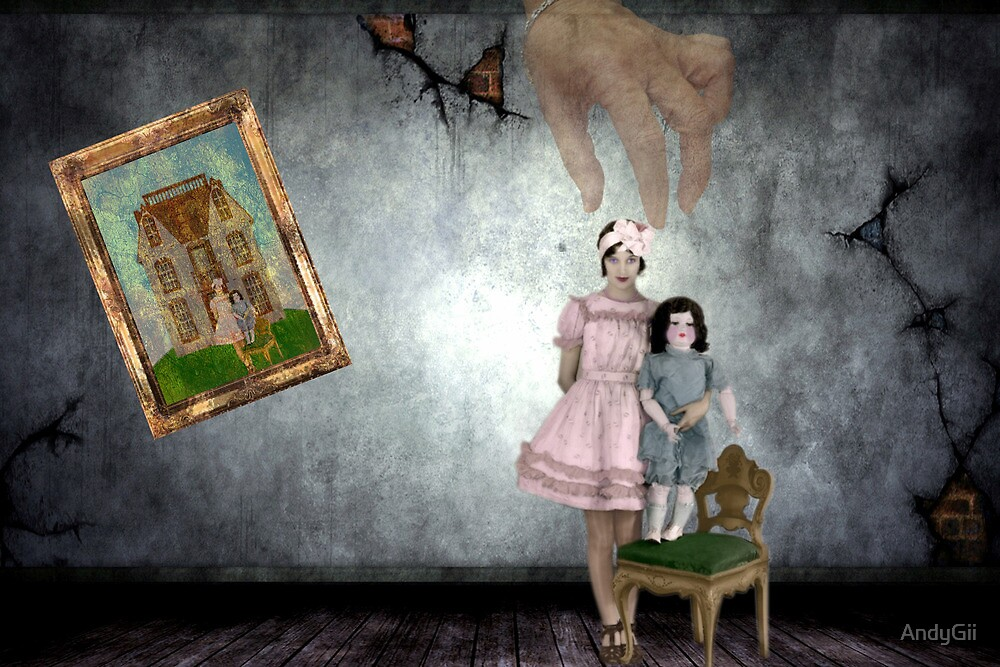 The Doll House by AndyGii
