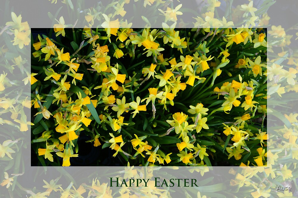 Happy Easter by Aase