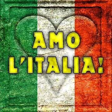 Amo Italia by martinographics