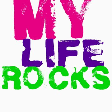 my life rocks by seboel