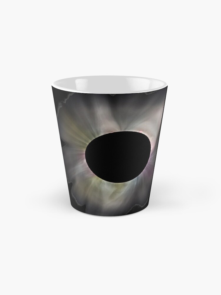 Alternate view of The corona of the sun. Mug