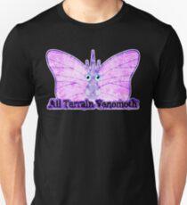 ALL TERRAIN VENOMOTH Unisex T-Shirt