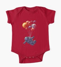 Space Travel Kids Clothes