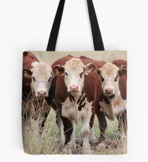 Three of a kind - Yarck Tote Bag