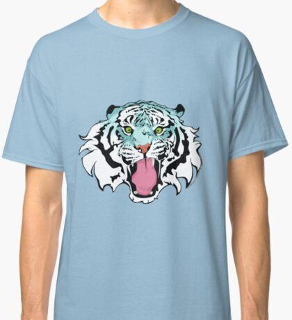 Snow Tiger Classic T-Shirt