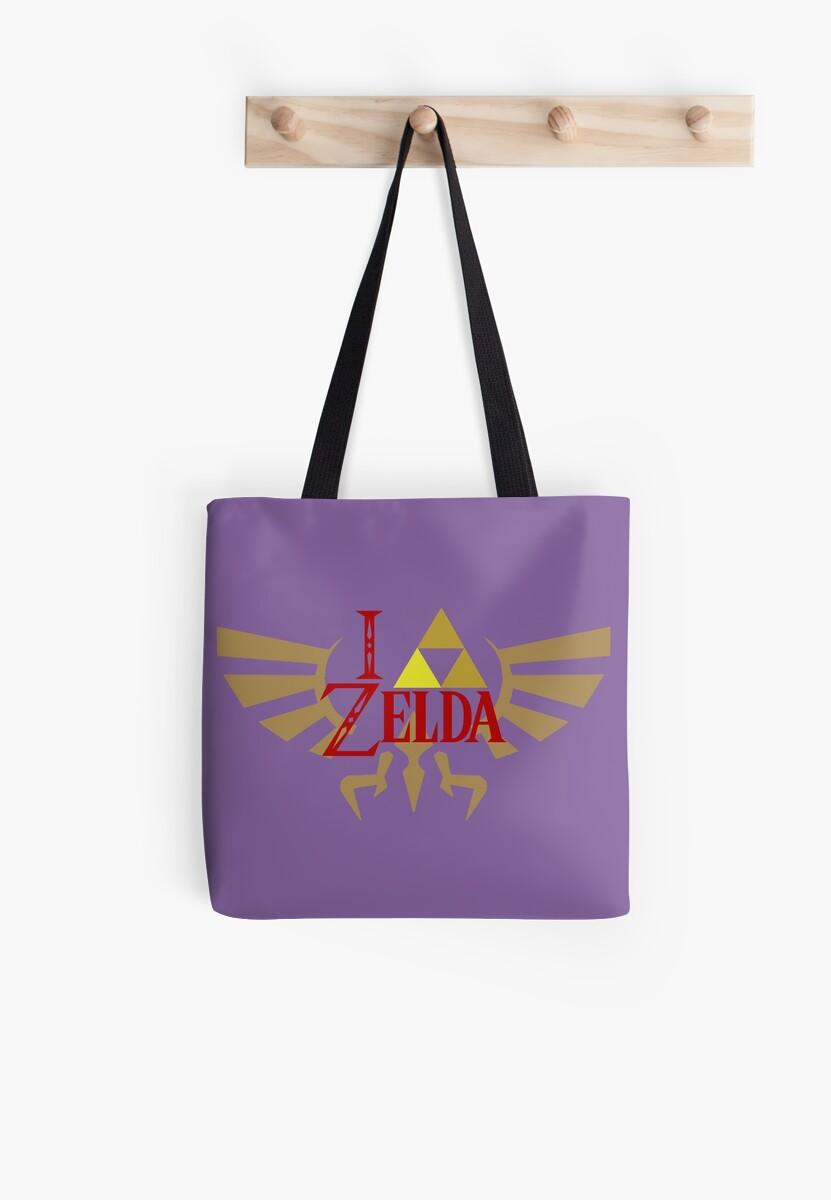 I <3 Zelda (Wisdom) by elventhespian
