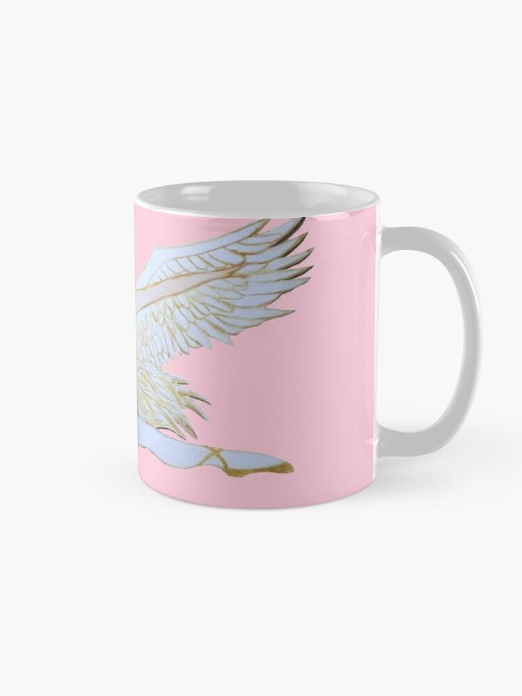 Alternate view of Christmas angel from the Nutcracker Ballet Mug