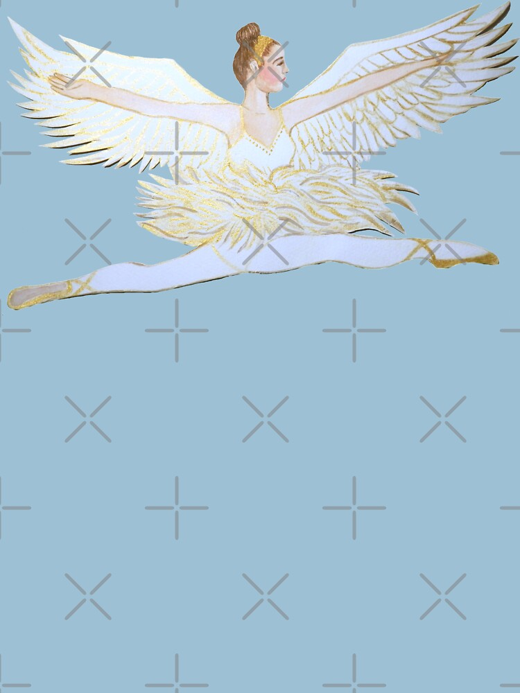 Christmas angel from the Nutcracker Ballet by MagentaRose