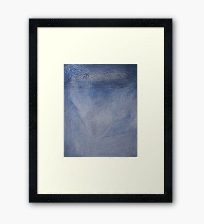 Beneath Framed Print