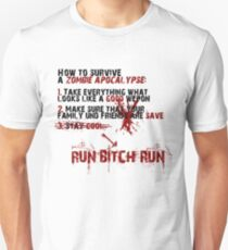 How To Survive T-Shirt