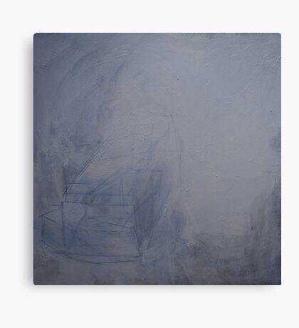 Erase Canvas Print