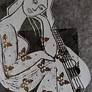 The mandolin by Sorina Williams