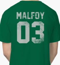 Malfoy jersey Classic T-Shirt
