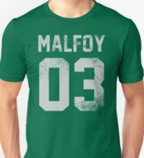 Malfoy jersey Unisex T-Shirt