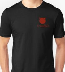 FreeBsd - Simple Unisex T-Shirt