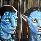 Avatar by Wayne Dowsent