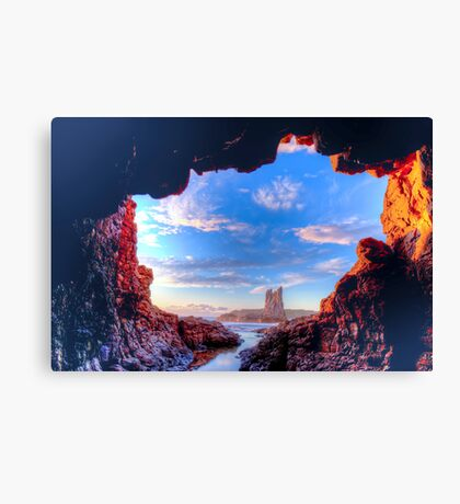Fantasy Dawn Canvas Print