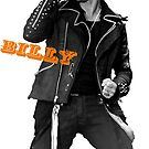 Rock God - Billy by ikonvisuals