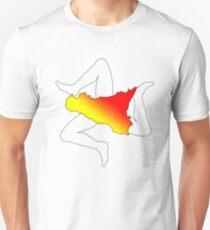 Triscele Sicily Unisex T-Shirt
