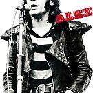 Rock God - Alex H by ikonvisuals