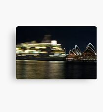 Lienzo Sydney Opera House Performs
