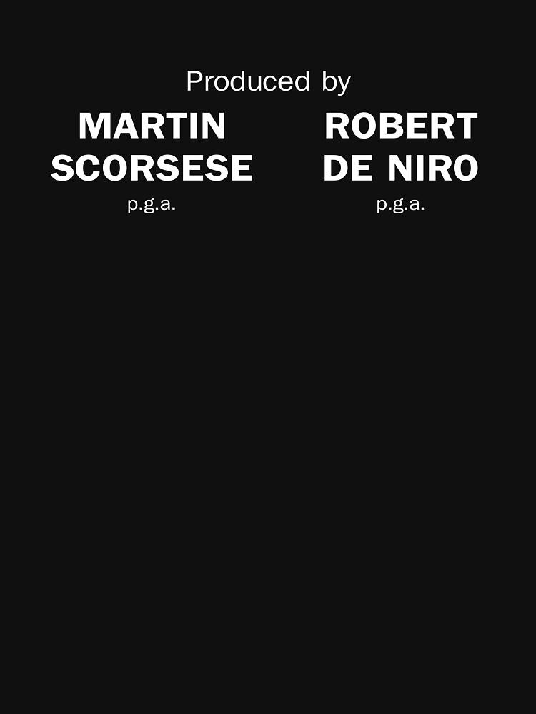 The Irishman | Produced by Martin Scorsese and Robert De Niro by directees