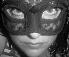Masked Woman Redux by Anthea  Slade