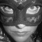 Masked Woman Redux by Anthea  Slade