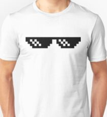 Deal With It Glasses T-Shirt