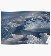 Canadian Ice Floes Poster