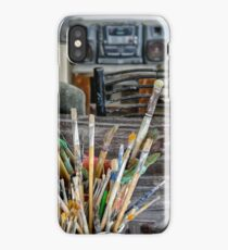 Arts Studio iPhone Case/Skin