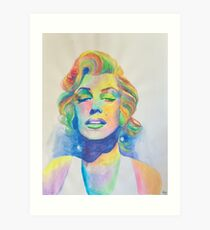Marilyn II Art Print