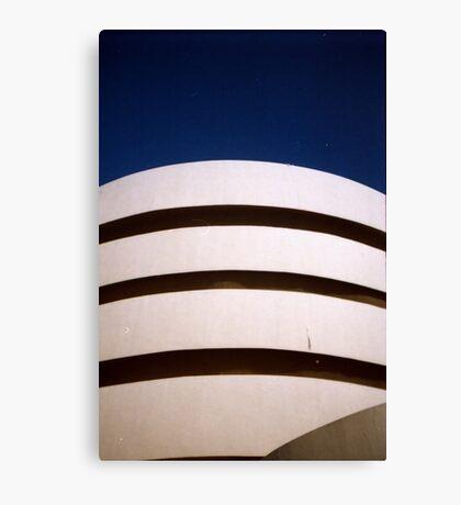 Guggenheim (2) Canvas Print