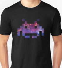 Space Invader Galaxy Unisex T-Shirt
