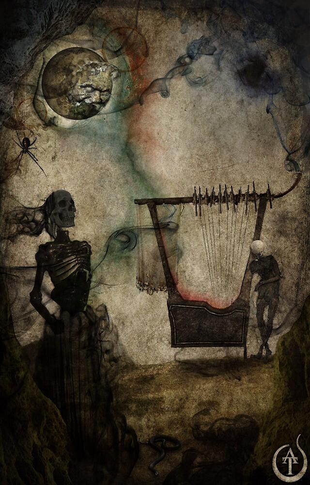 Lyre of Orpheus by Talonabraxas