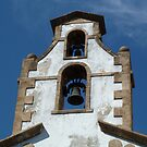 Bell tower of the Convent  by Fay  Hughes
