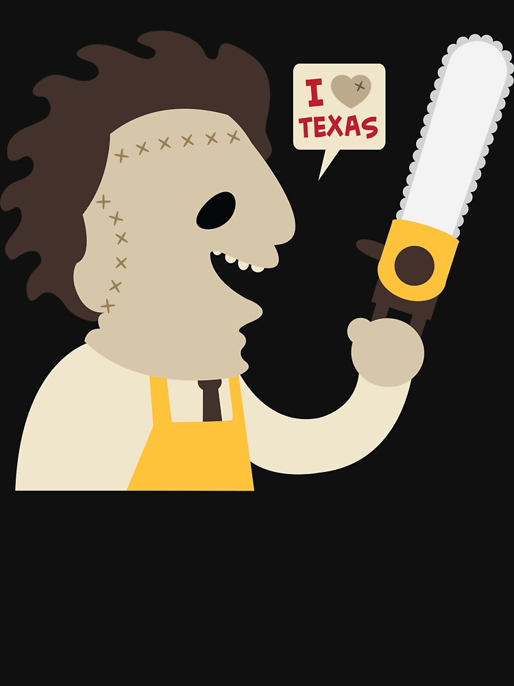 I Love Texas by murphypop