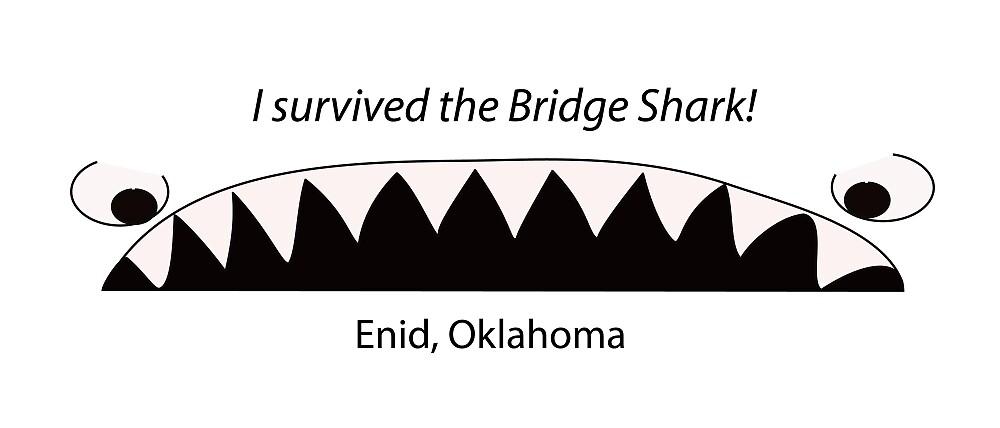 Bridge Shark, I Survived! by SeeMeDigital