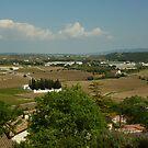 View from Vilafranca by Meladana