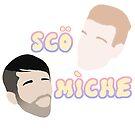 Scott and Mitch by JasperSteel