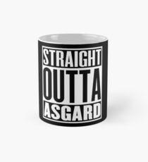 Straight Outta Asgard Mug