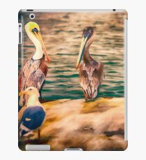 The Pelican Four Stooges iPad Case/Skin