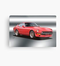1971 Datsun 240Z VS1 Metal Print