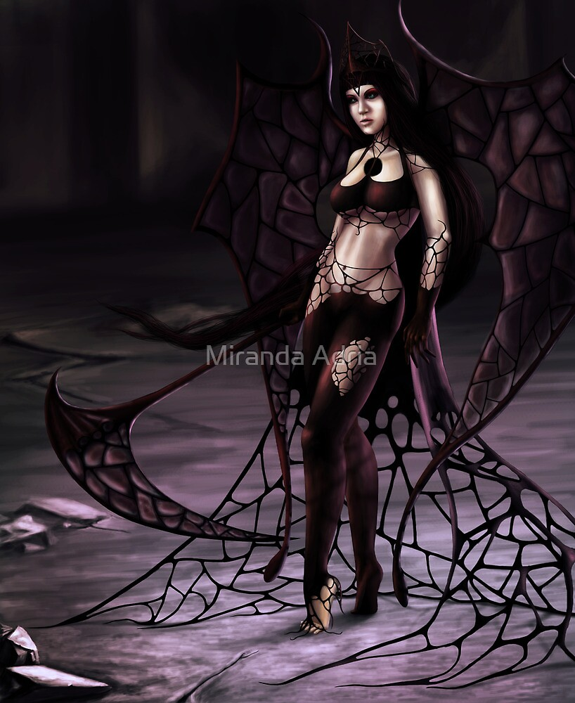 Papilio Infernale by Miranda Adria