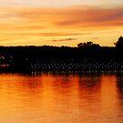 Rising Sunset by Jeanne Sheridan