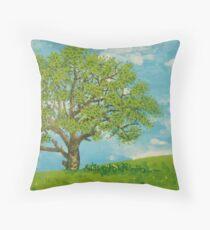 Baum Throw Pillow