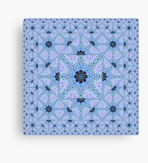 The Crossing - Escheristic Tessellations Canvas Print