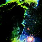 Erupts the Green Monster by FeeBeeDee